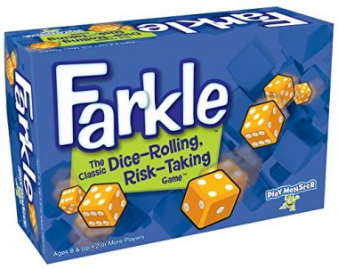 Farkle, the Classic Dice Camping Game