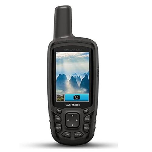 Garmin 64sx Rugged Handheld Hiking GPS