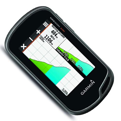Garmin Oregon Worldwide Handheld Backpacking GPS
