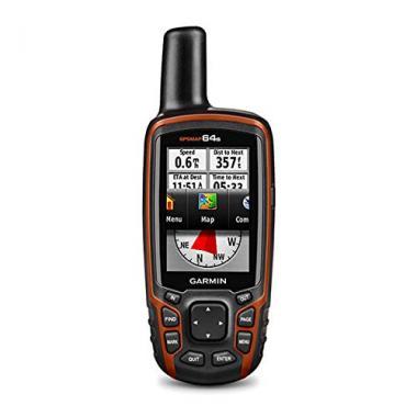 Garmin 64s Worldwide Hiking GPS