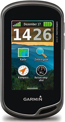Garmin Oregon Worldwide Handheld Hiking GPS