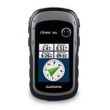 Garmin eTrex 30x Handheld Navigator Hiking GPS
