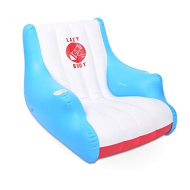 GoFloats Lazy Buoy Inflatable Chair