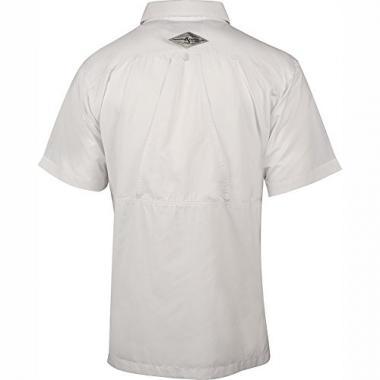 Hook & Tackle® Men's Cross Winds Short-Sleeve Fishing Shirt