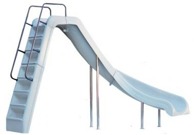Inter-Fab Water Pool Slide