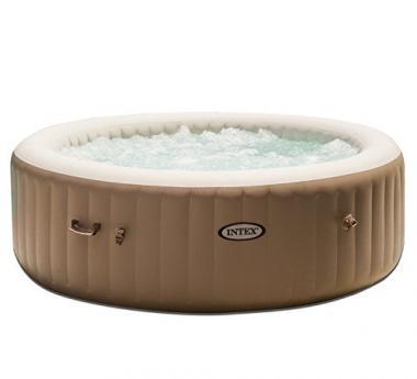 Intex PureSpa 85in Portable Bubble Massage Intex Hot Tub