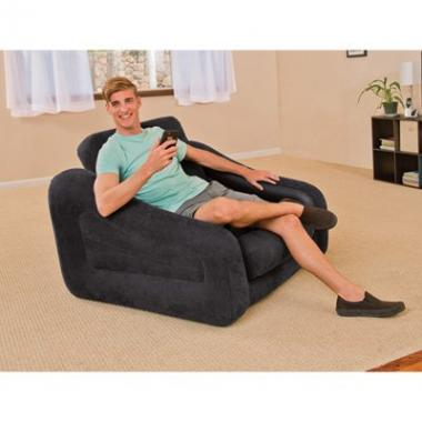 Pull-Out Inflatable Chair by Intex