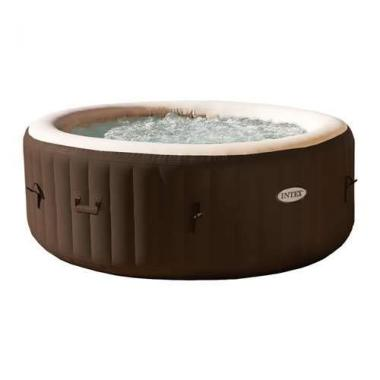 Intex PureSpa 4-Person Inflatable Bubble Jet Intex Hot Tub