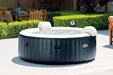 Intex PureSpa 6-Person Inflatable Portable Intex Hot Tub