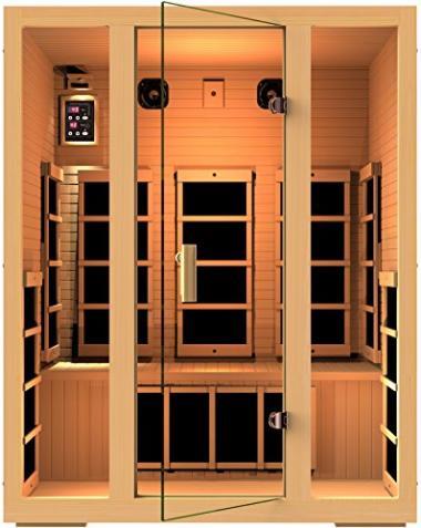 JNH Lifestyles MG317HB Home Sauna
