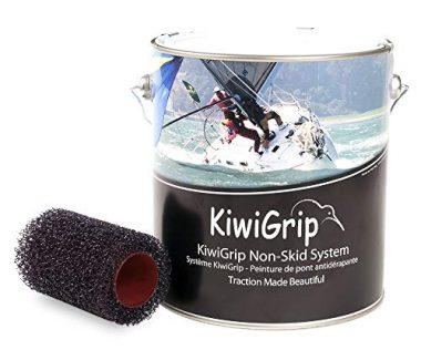 KiwiGrip Non-Skid Deck System