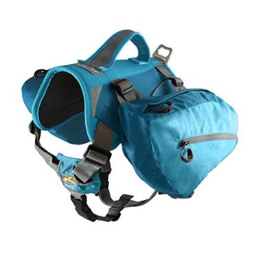 Kurgo Baxter Adjustable Dog Backpack
