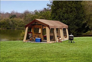 Northwest Territory Large 10 Person Family Cabin Glamping Tent