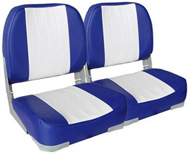 Leader Accessories A Pair of New Low Back Folding Boat Seats