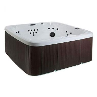 LifeSmart 600DX 7-Person Rock Solid Spa LifeSmart Hot Tub