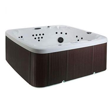 LifeSmart 600DX 7-Person Rock Solid Spa LifeSmart Hot Tub