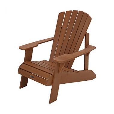 Lifetime Faux Wood Patio Chair