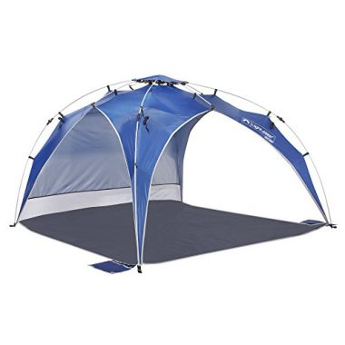 Lightspeed Outdoors Quick Instant Pop Up Shade Beach Canopy