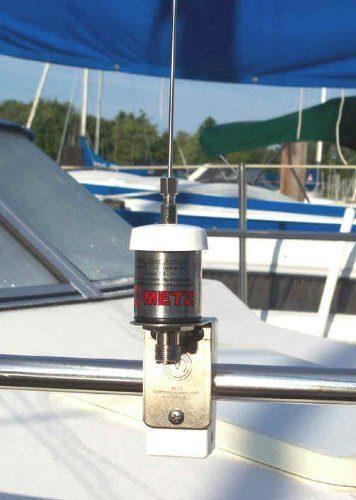 METZ COMMUNICATION CORP Manta 6 Marine VHF Antenna