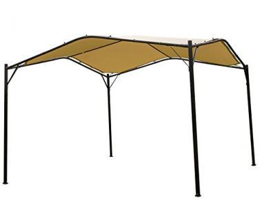 Mefo garden Canopy (12 x 12 ft) Hot Tub Gazebo