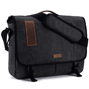 VX VONXURY Mens Laptop Waterproof Messenger Bag