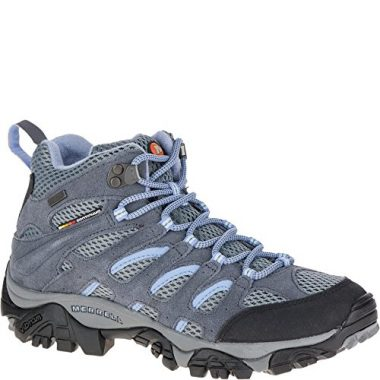 Merrell Women's Moab Mid Waterproof Hiking Boots