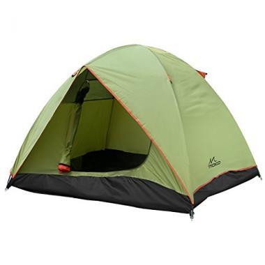 MoKo Waterproof Family Camping Four Season Tent