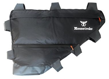 Moosetreks Updated Premium Zippers Bikepacking Bag