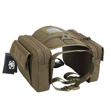 OneTigris Saddle Dog Backpack