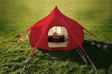 Lotus Belle Original Hybrid Deluxe Glamping Tent