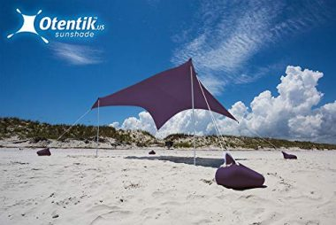 Otentik Beach Sunshade Beach Canopy