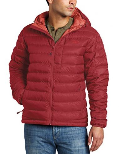 Outdoor Research Men's Transcendent Hoody Down Jacket