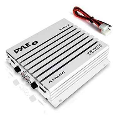 Upgraded Hydra Marine Amplifier by Pyle