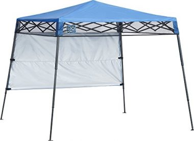 Quik Shade Go Hybrid Pop-Up Compact Beach Canopy