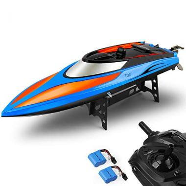 Gizmovine RC Boat Pool Toys High Speed (20MPH+) Remote Control Boat