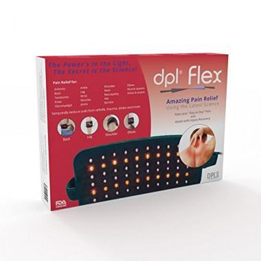 reVive Light Therapy DPL Flex Infrared Heating Pad