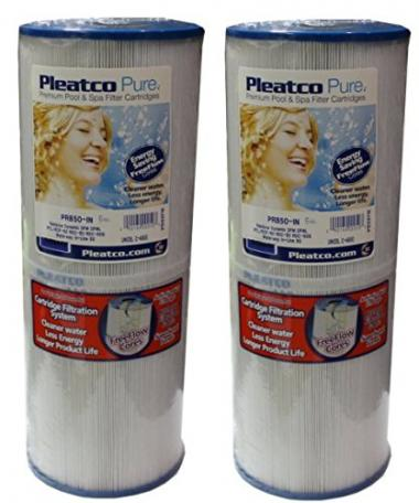 Pleatco Replacement Cartridge for Dynamic Series Hot Tub Filters