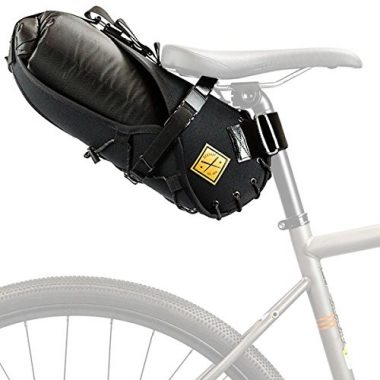 Restrap Saddle Bag + Dry Bikepacking Bag