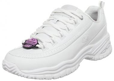 Skechers for Work Women's Soft Stride Non Slip Shoes