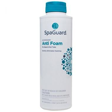 SpaGuard Anti Foam Hot Tub Defoamer