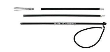 Spearfishing Traveler Pole Spear by MAKO Spearguns