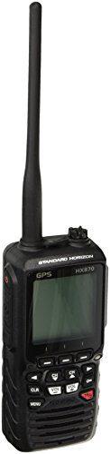 Standard Horizon HX870 Floating 6W Handheld VHF