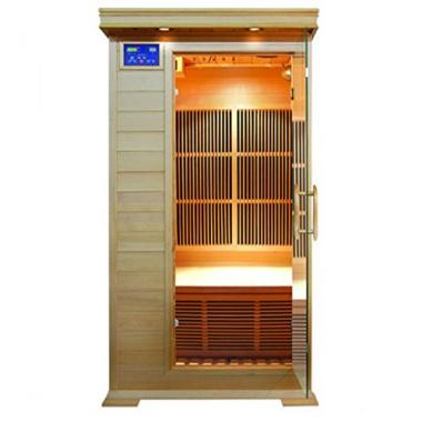 SunRay Barrett 1-2 Person Infrared Home Sauna