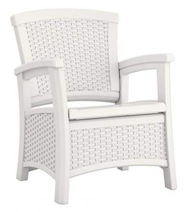 Suncast Storage Patio Chair