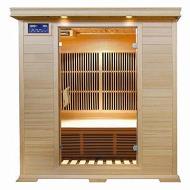 Sunray Evansport 2 Person Home Sauna