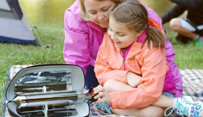 GoSun Go: Boil Water & Cook Meals With Solar Power Review