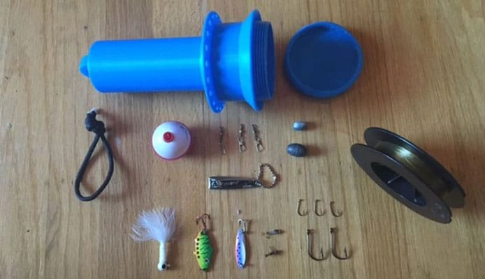 The_Rivers_to_Seas_Travel_Fishing_Reel_and_tackle_box_in_one_Review