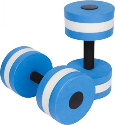 Trademark Innovations Aquatic Water Barbells