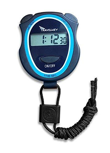 Travelwey Digital Clear Display Swimming Stopwatch