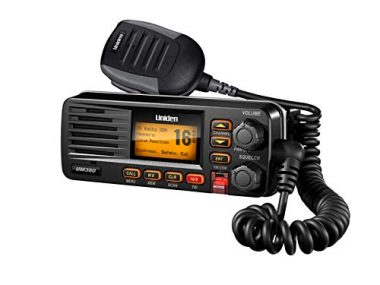 Uniden UM380 25 Watt Fixed Mount VHF Marine Radio